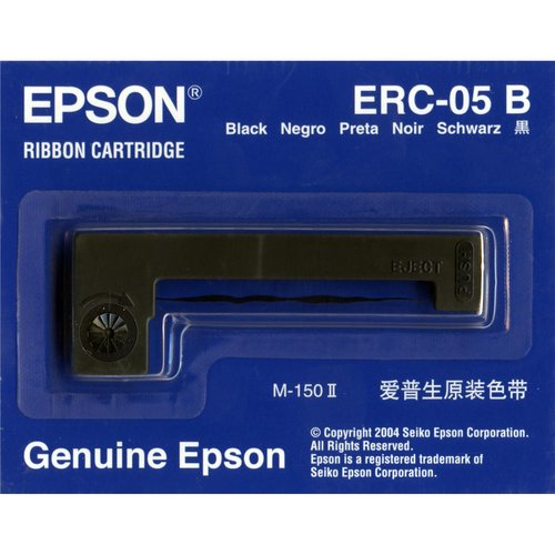 Ribbons Epson ERC5 Fabric Ribbon Black Ref C43S015352