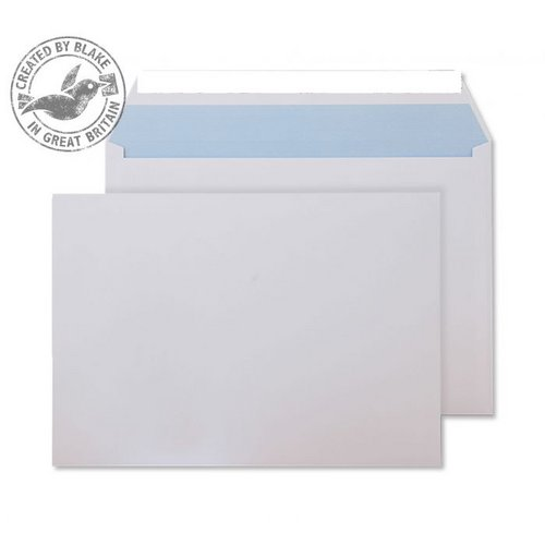 C6 Purely Everyday Wallet P&S Ultra White 120gsm C6 114x162mm Ref 24882PS Pack 500 *10 Day Leadtime*
