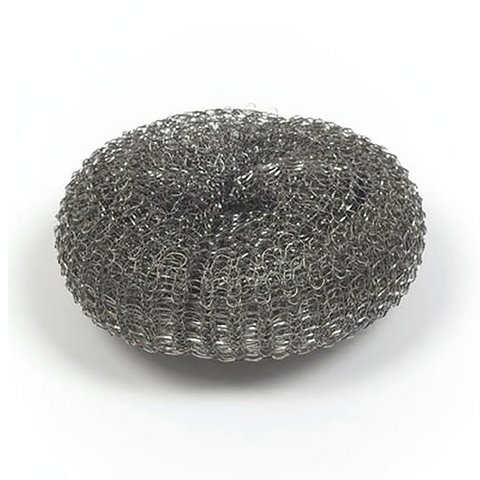 Cleaning cloths or wipes Galvanised Steel Scourer Pack 10
