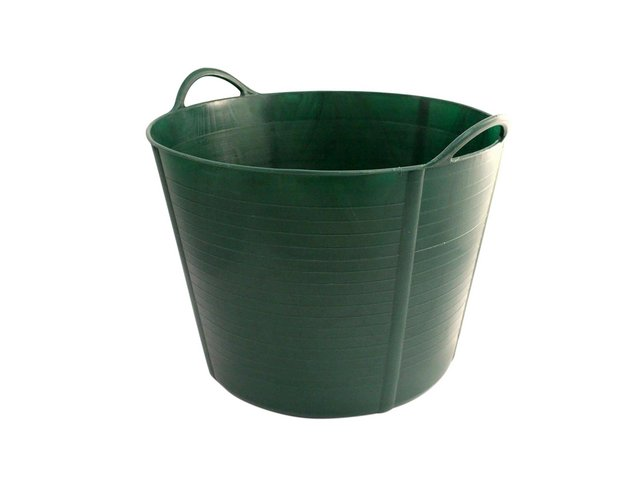 Laundry products General Purpose 42 Litre Flexi Trug Green