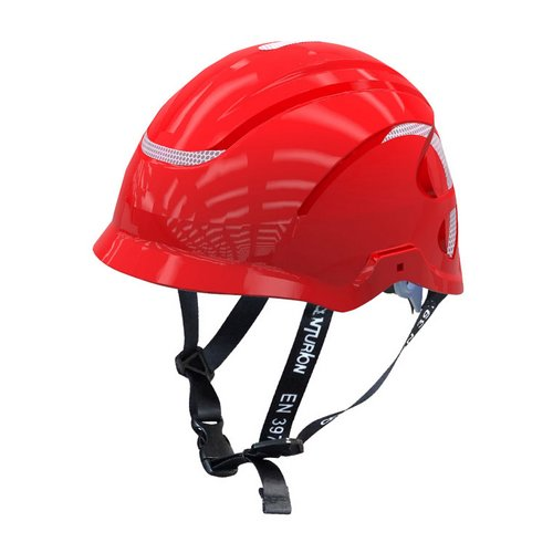 Limitless Centurion Nexus Linesman Safety Helmet Red Ref CNS16EREL *Up to 3 Day Leadtime*