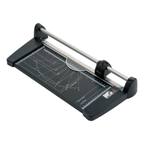 Trimmers 5 Star Office Personal Trimmer 10 Sheet Capacity A4 Cutting Length 320mm Cutting Table Size 320x157mm