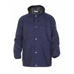 Limitless Hydrowear Ulft SNS Waterproof Jacket Polyester 4X Large Navy Blue Ref HYD072400N4XL *Upto 3 Day Leadtime*