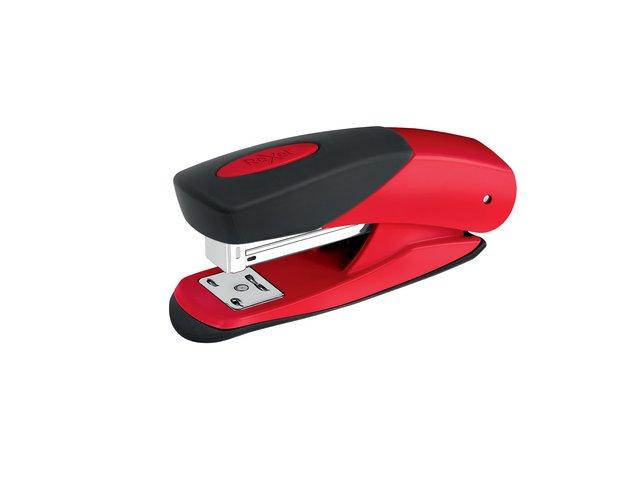 Rexel Matador Half Strip Stapler Throat 50mm Red Ref 2115688