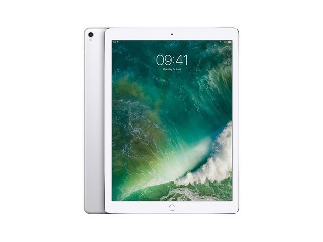 Tablets Apple iPad Pro Cellular Wi-Fi 256GB 12MP Camera 12.9inch Silver Ref MTJ62B/A