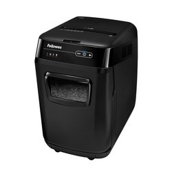 Paper Shredders Fellowes AutoMax 200C Shredder Cross Cut P-4 Ref 4652901