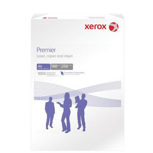 Xerox Premier Card 160gsm A4 White Ref 62326 250 Sheets