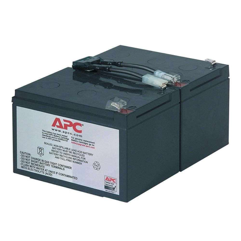 APC Replacement Battery for BP1000I/SUVS1000I/SU1000INET/SUA1000I/SU100RMINET