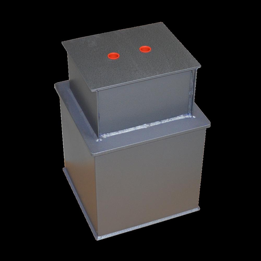ASEC Under Floor Safe Body To Take 250mm x 200mm Door
