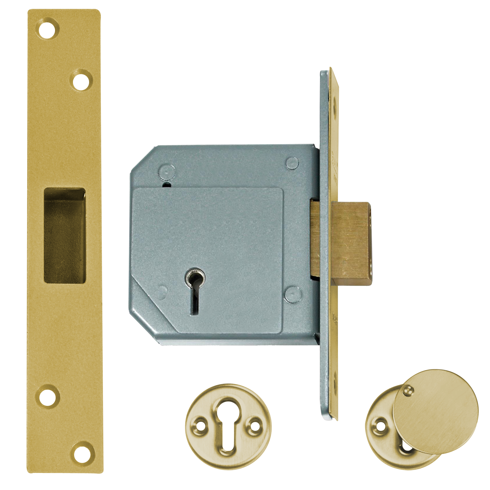 UNION C-Series 3G114 5 Lever Deadlock