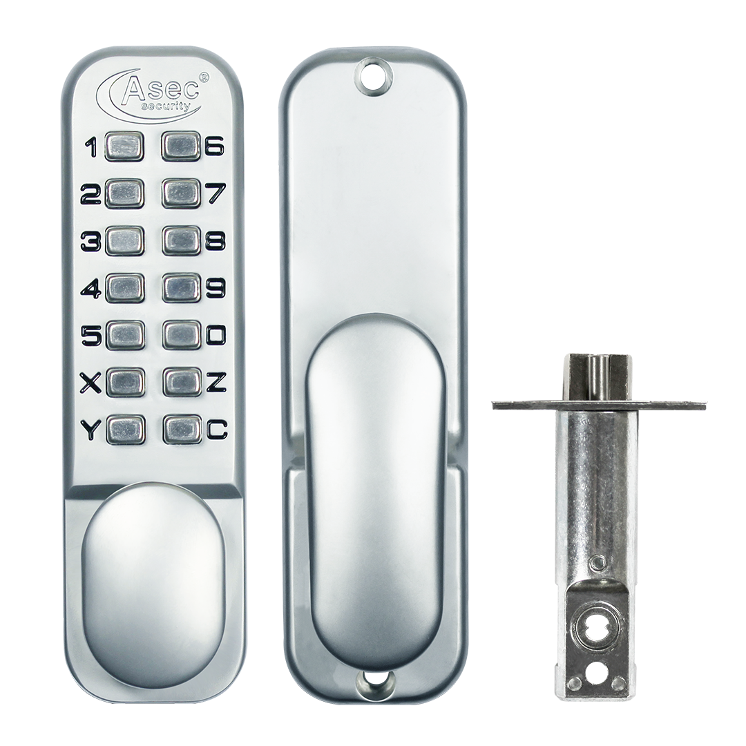 ASEC AS2300 Series Digital Lock With Optional Holdback