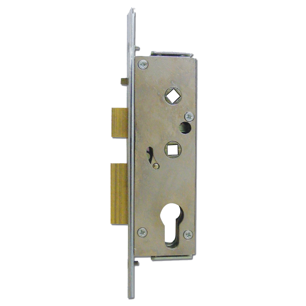 ABT GIBBONS Lever Operated Latch & Deadbolt - Centre Case