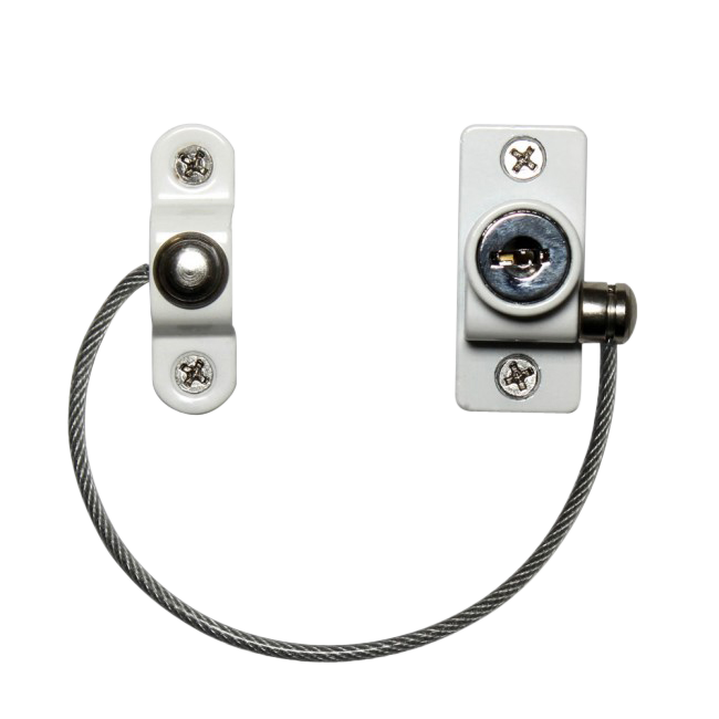 Picture of CARDEA Essential 180mm Locking Window Restrictor