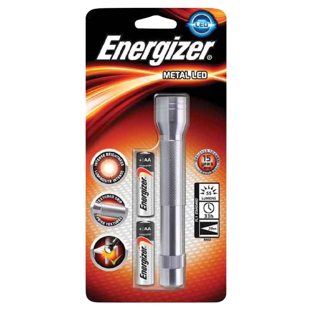 Picture of ENERGIZER LED Metal Torch