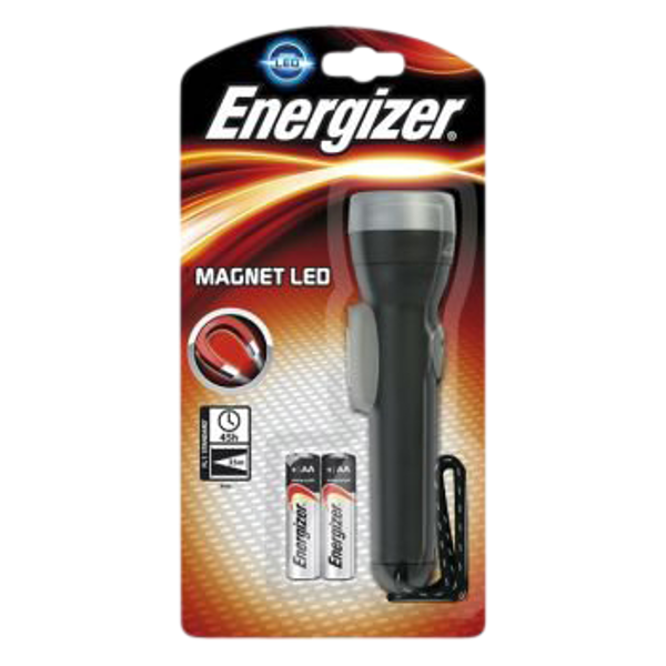 Picture of ENERGIZER LED Magnet Flash Light Torch