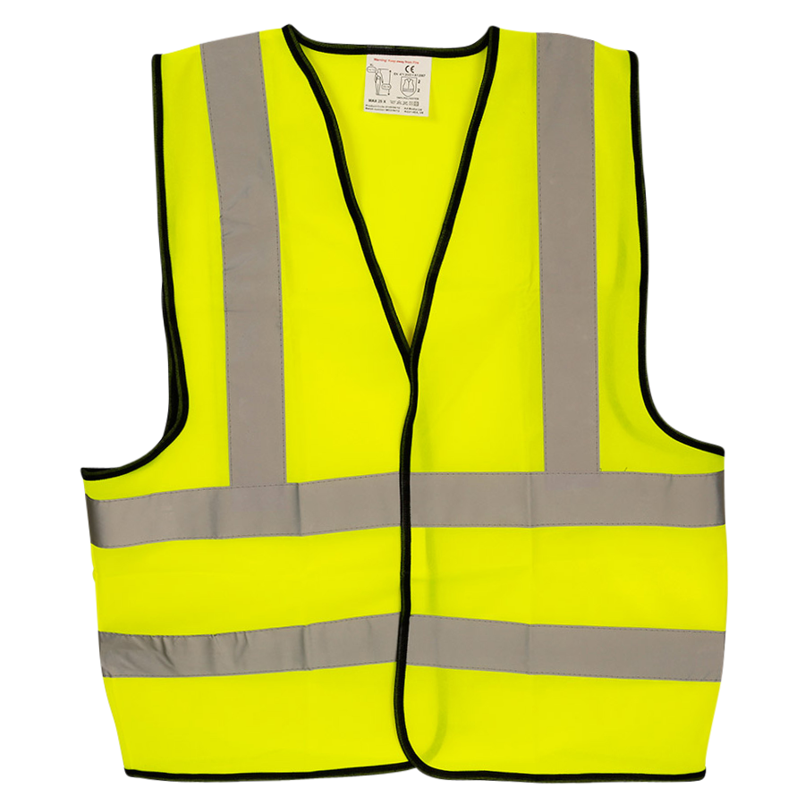 Picture of WARRIOR Hi Vis Yellow Safety Vest