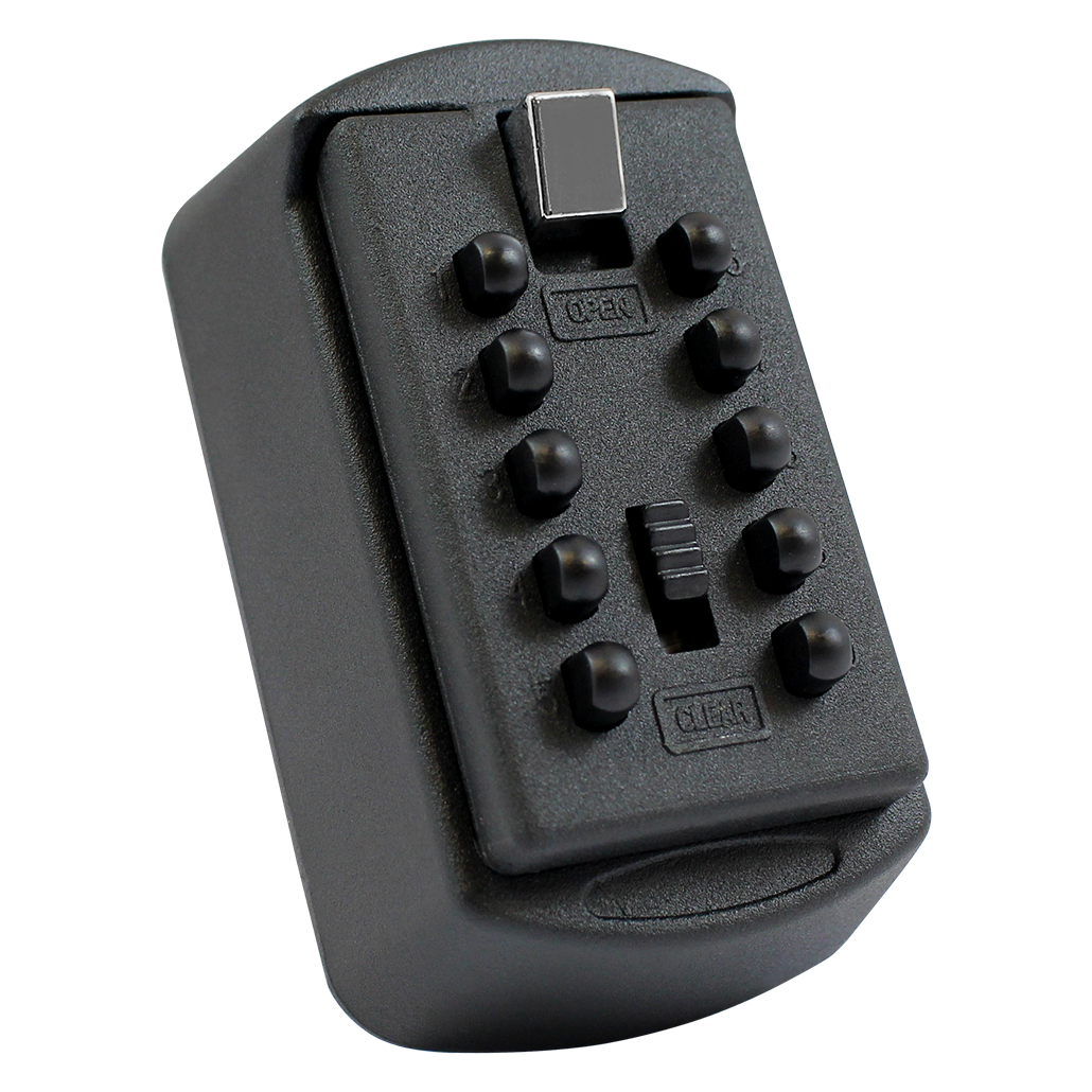 ASEC Vital Key Safe With Cover - Small