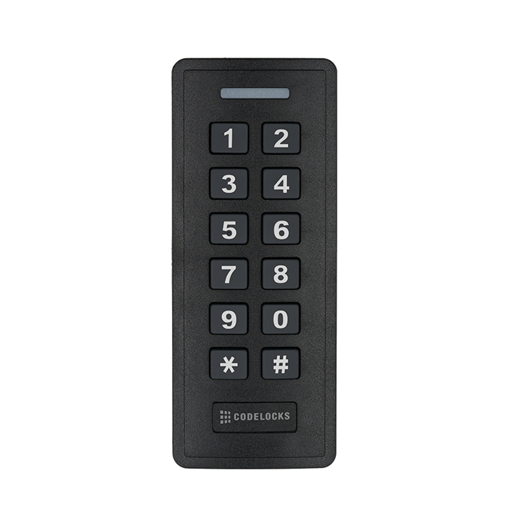 CODELOCKS A3 Dual Stand Alone Door Controller With RFID