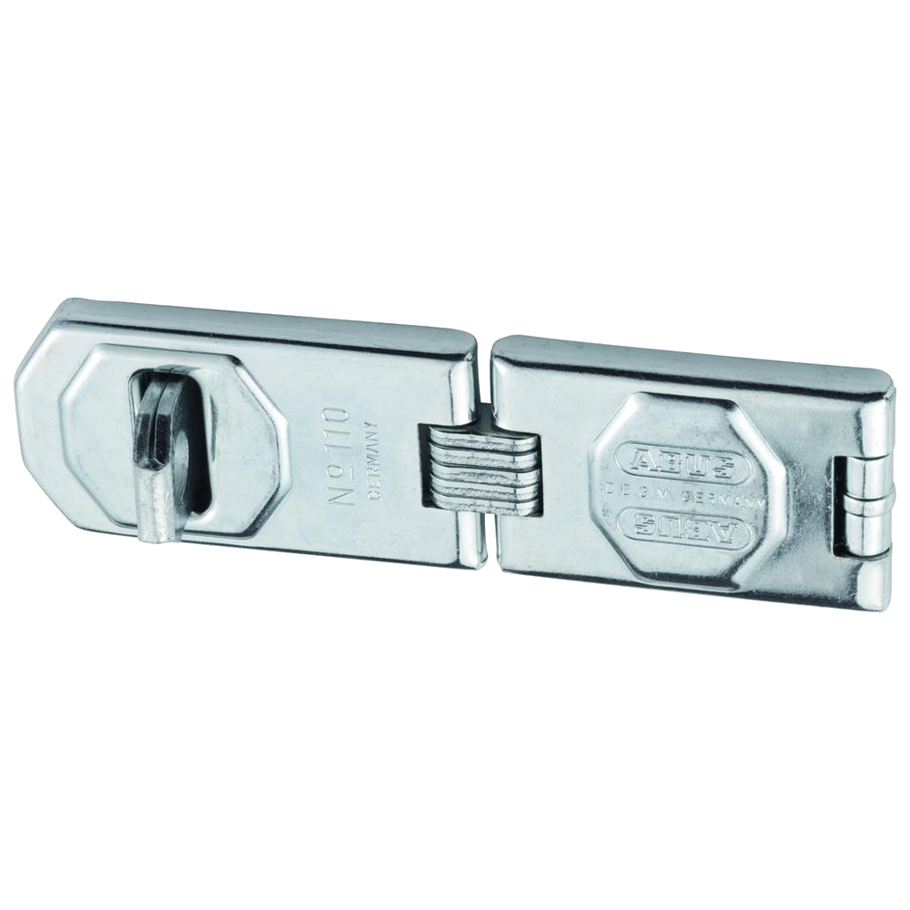 ABUS 110 Series Hinged Hasp & Staple