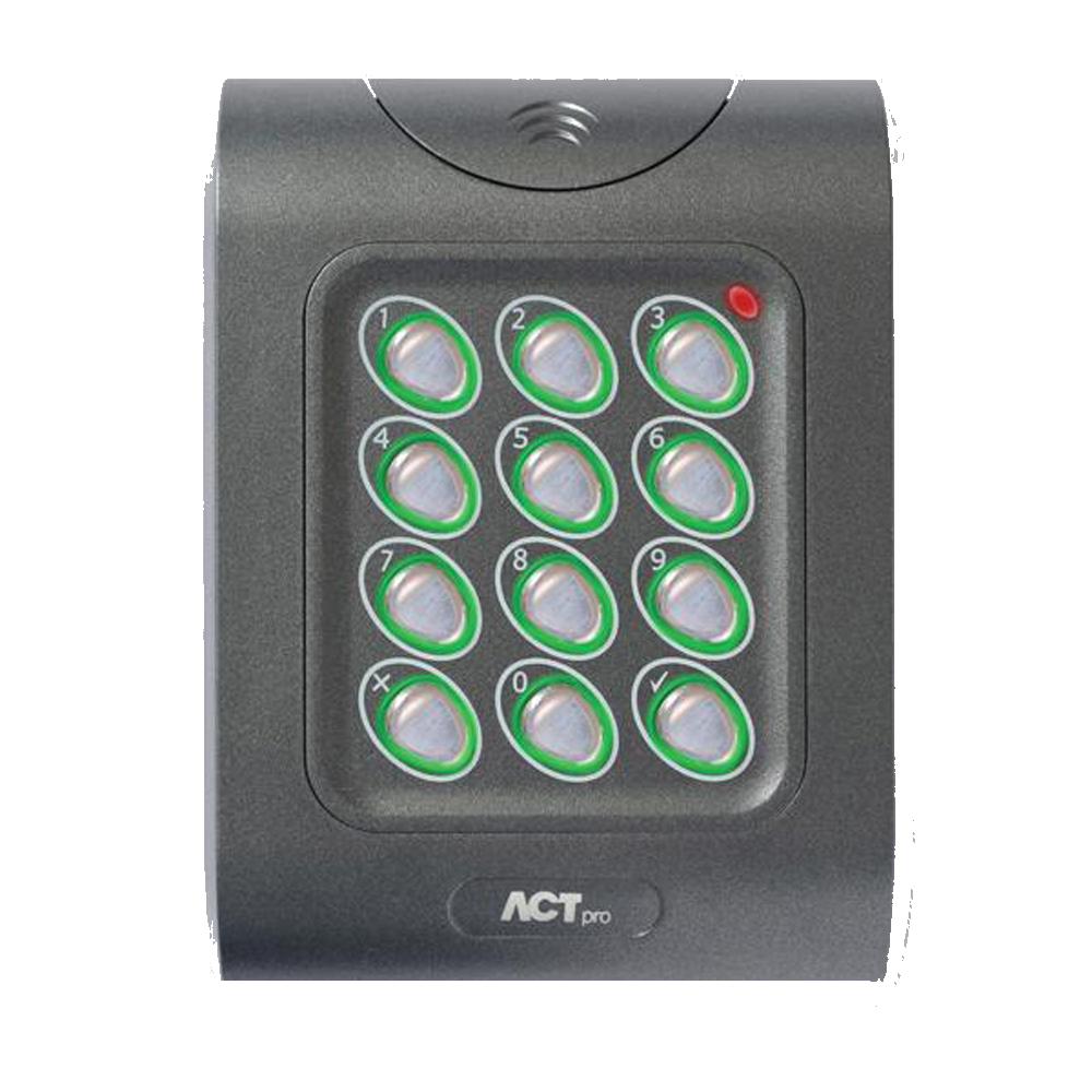 ACT ACTpro 1060e Keypad