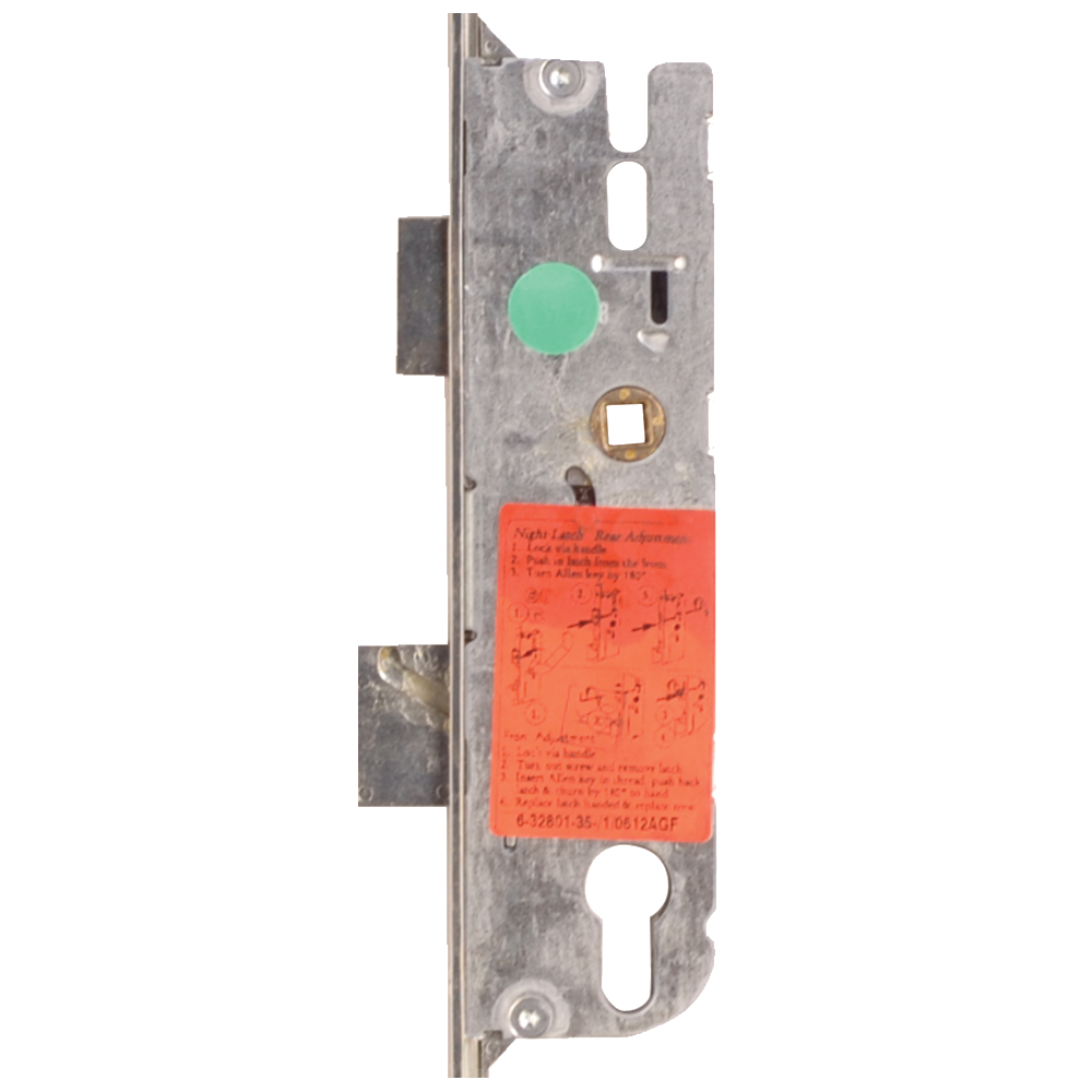 GU Fast Lock Lever Operated Latch & Deadbolt
