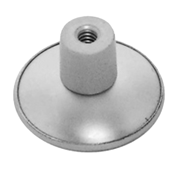 DORTREND 509 Aluminium Cupboard Knob
