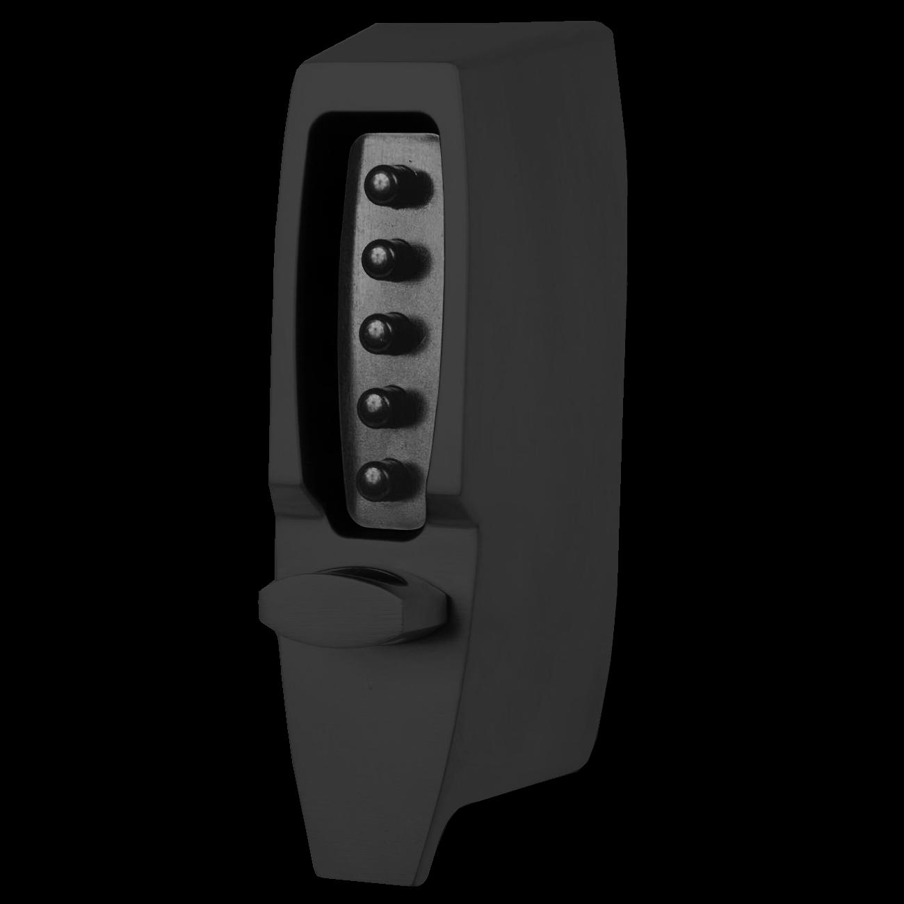 DORMAKABA 7100 Series 7106 Digital Lock Rim Deadlatch