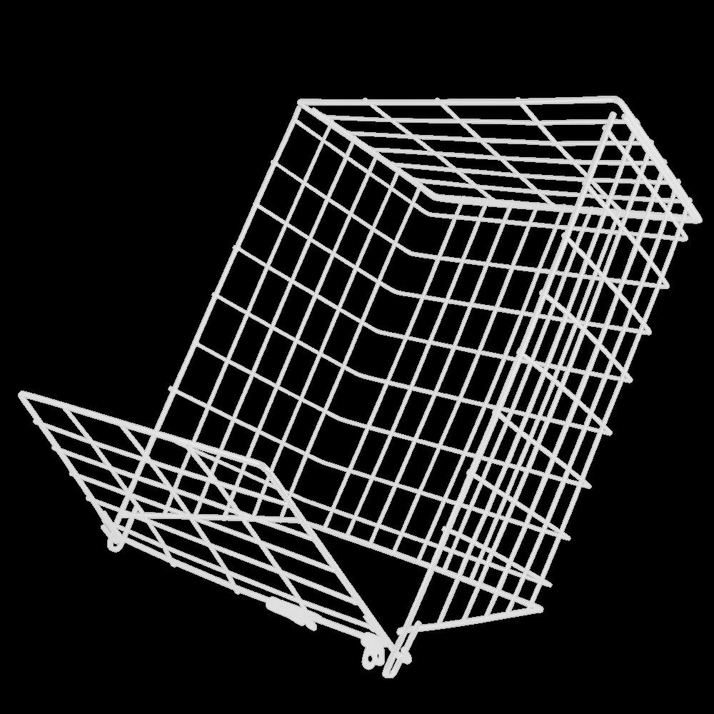 ASEC 62M Medium Letter Cage
