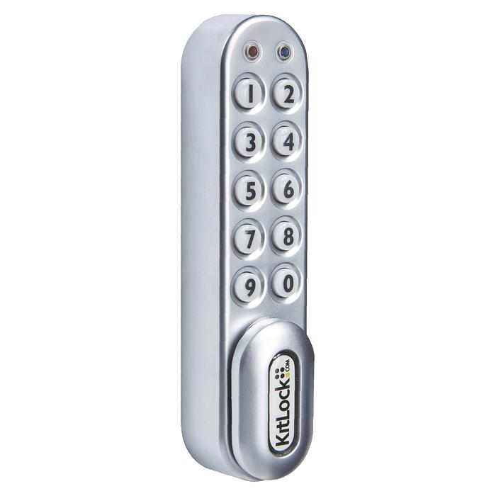 Codelocks L15135 KL1000 Battery Operated Digital Cabinet Lock