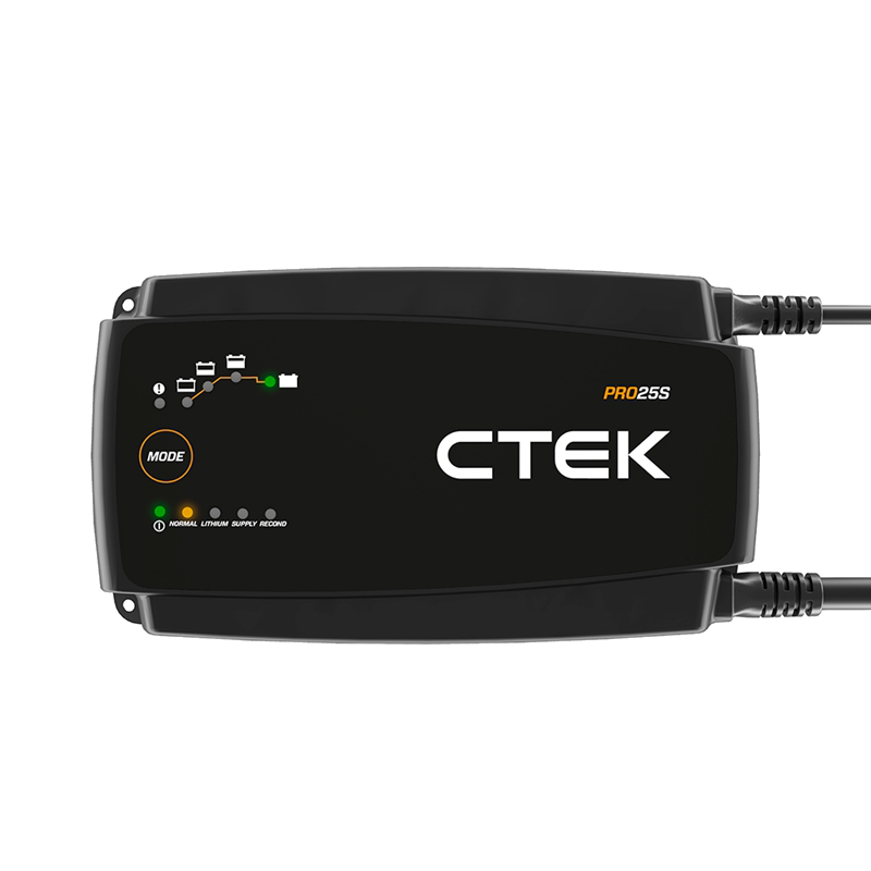 Picture of CTEK PRO25S 25A Battery Charger For 12V Vehicles