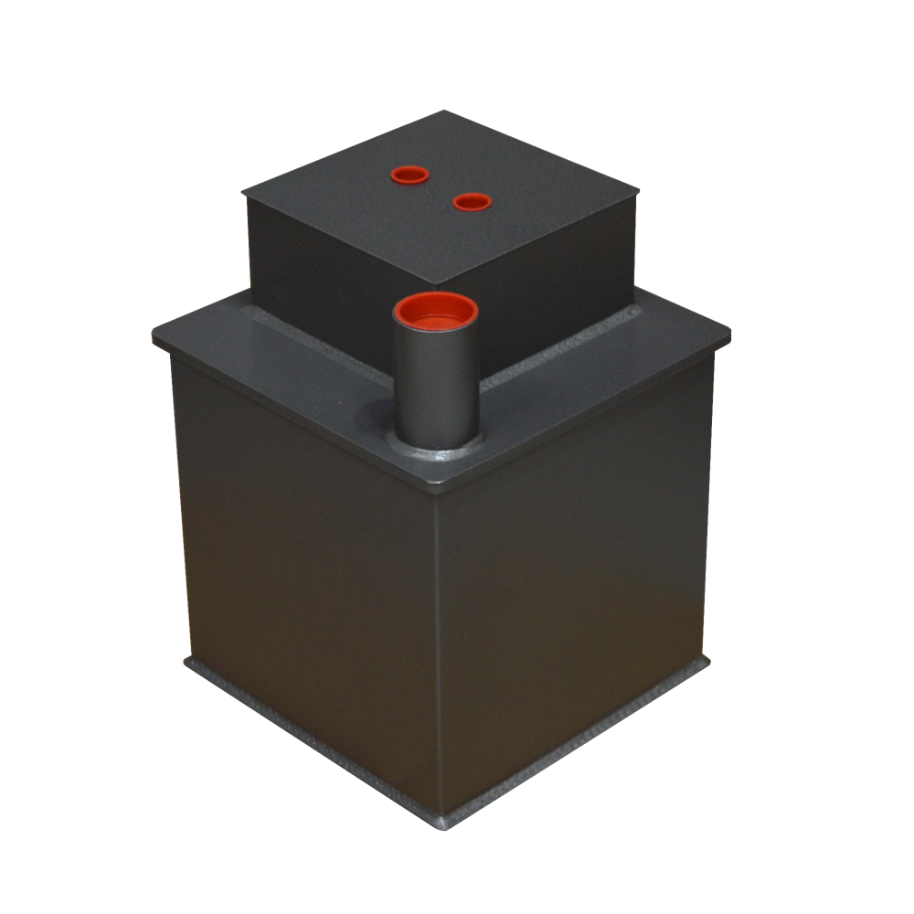 ASEC Under Floor Safe Body With Deposit Facility To Take 200mm x 200mm Door