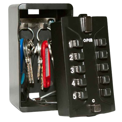 ASEC Large Outdoor Combination Key Safe