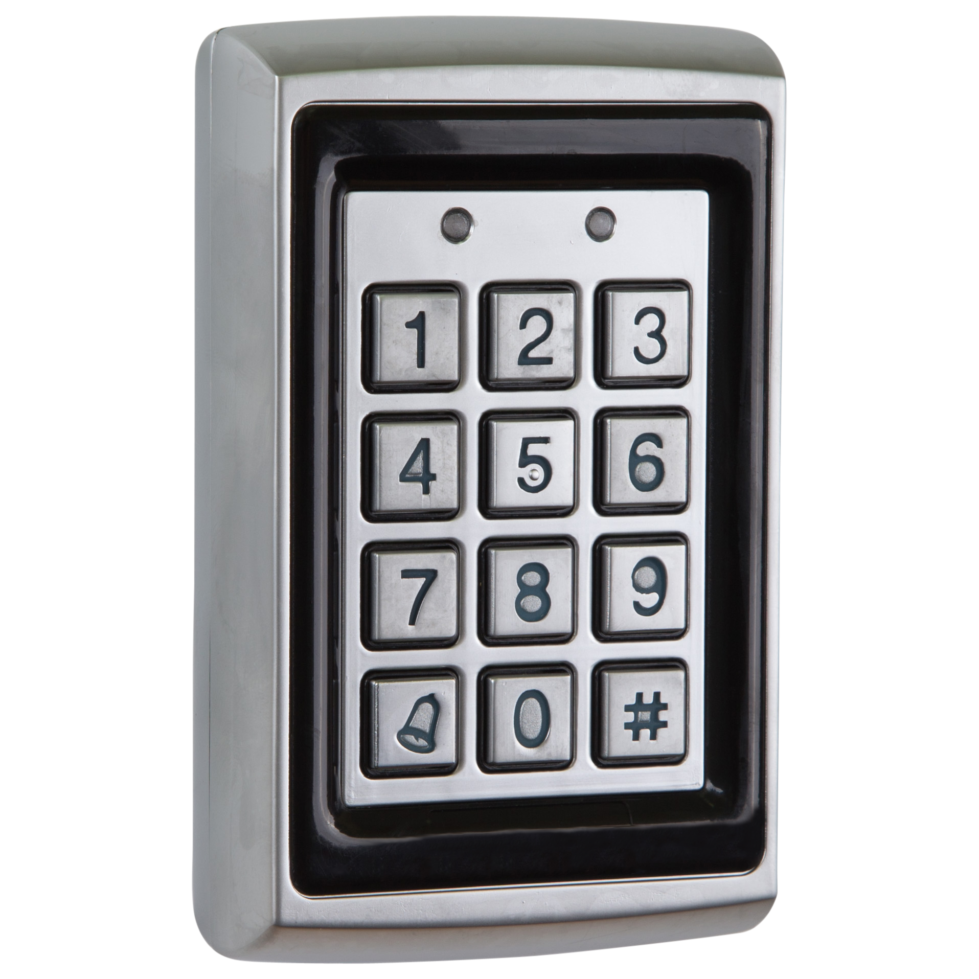 ASEC Internal Surface Proximity Keypad