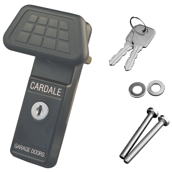 CARDALE CAR0065 Eurolock Complete Garage Door Handle