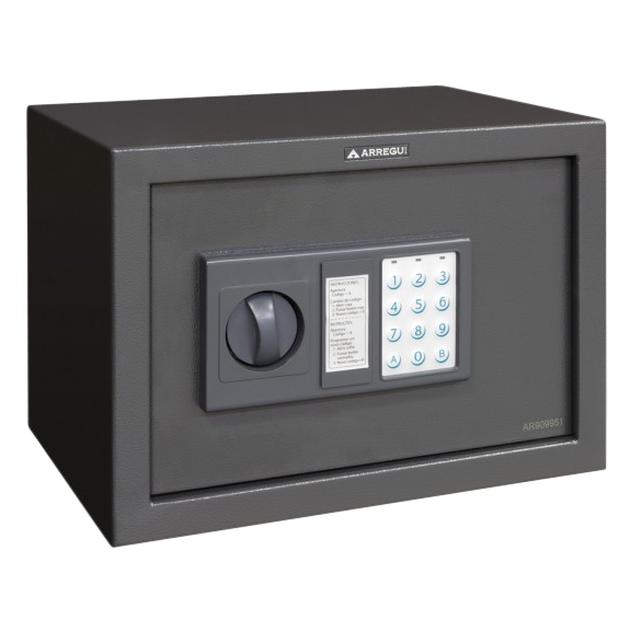 ARREGUI Class Digital Locking Desktop Safe