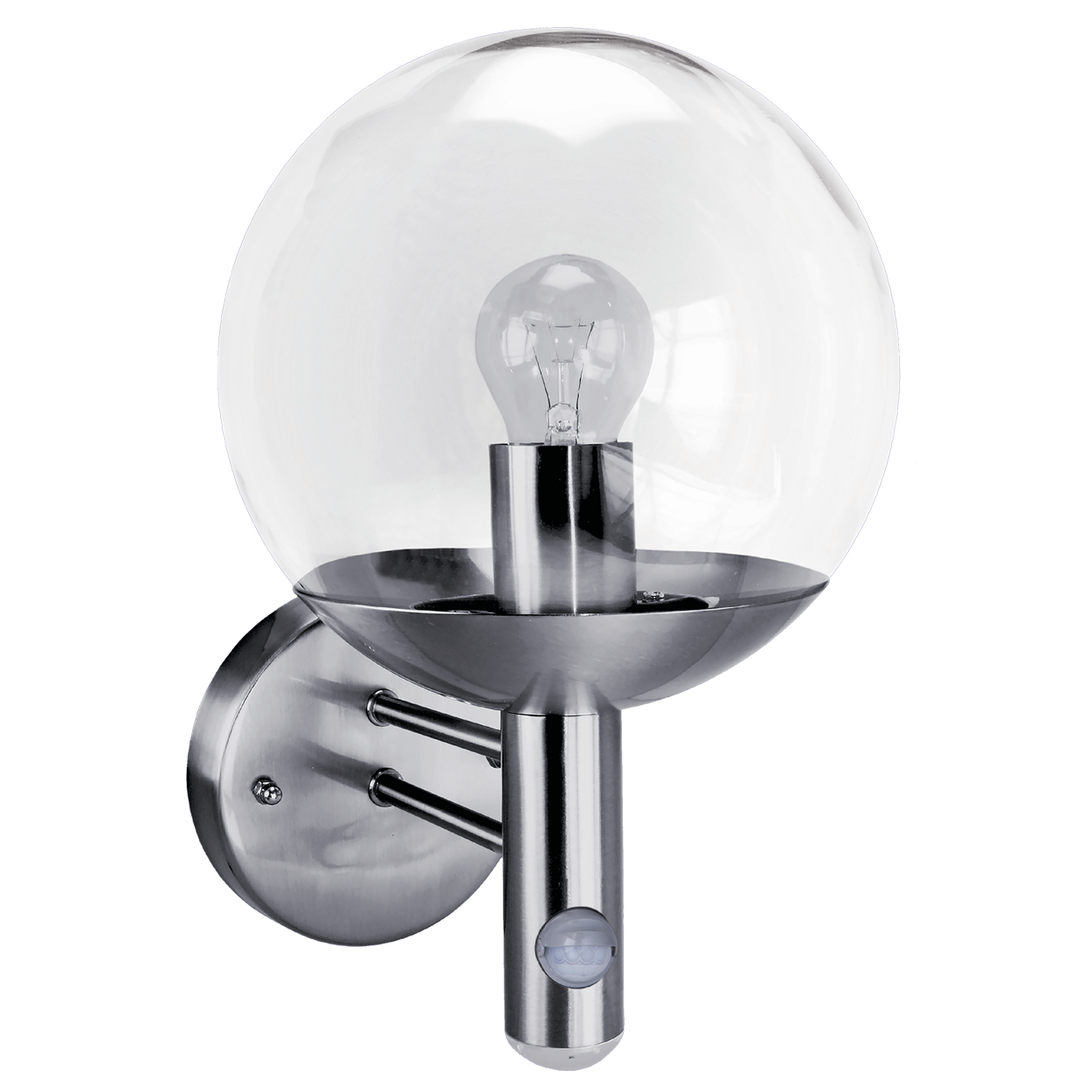 Picture of ASEC Globe Light with PIR & Photocell
