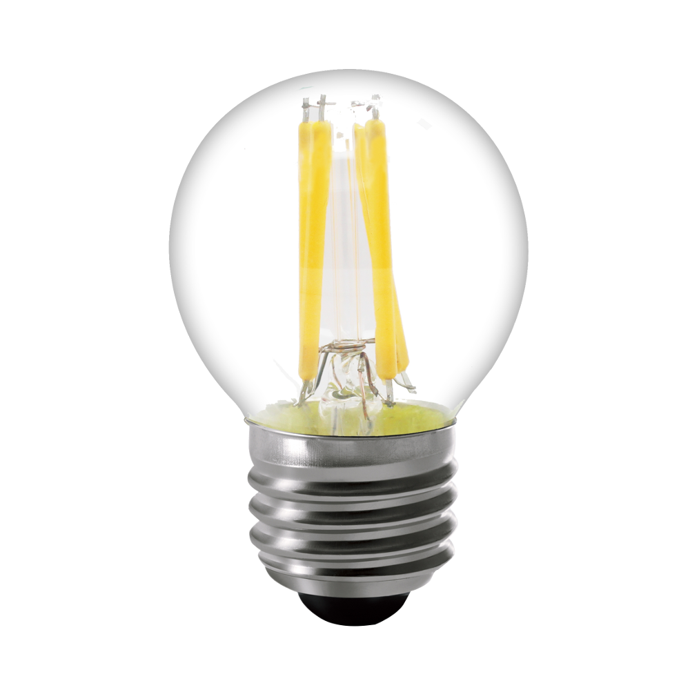 Picture of ASEC Daylight Clear Filament Lamp E27 3.5W to Suit Globe & Column Lights