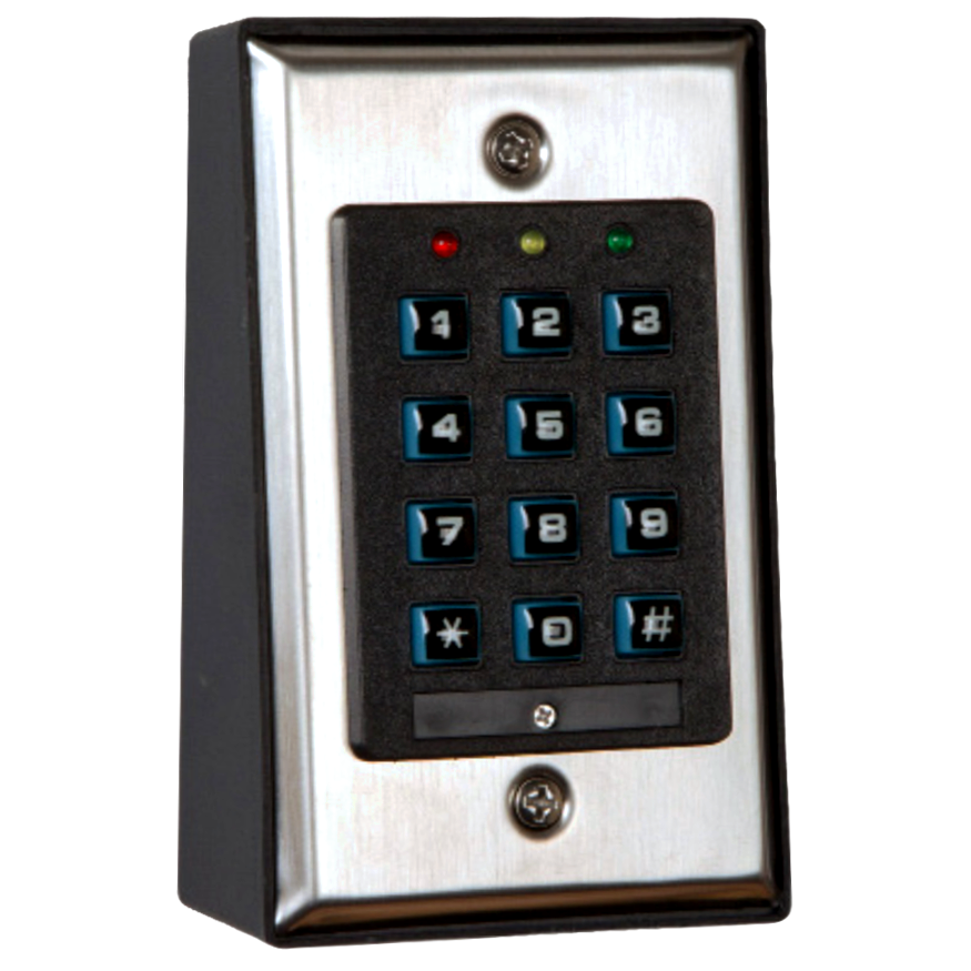 ASEC Internal Keypad