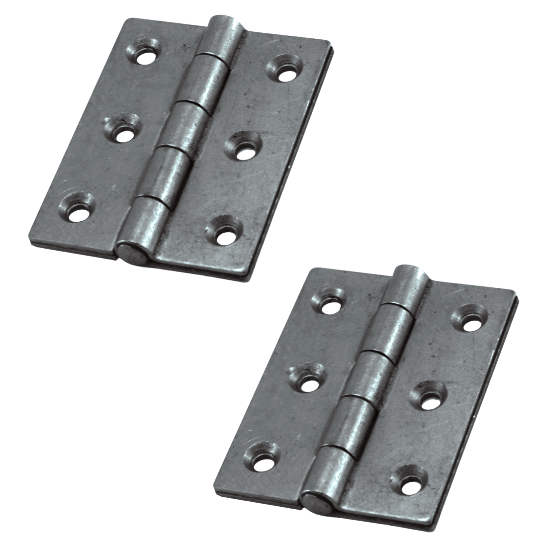 ASEC Double Pressed Steel Butt Hinge