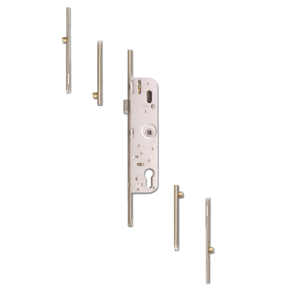 FERCO Lever Operated Latch Only - 4 Roller