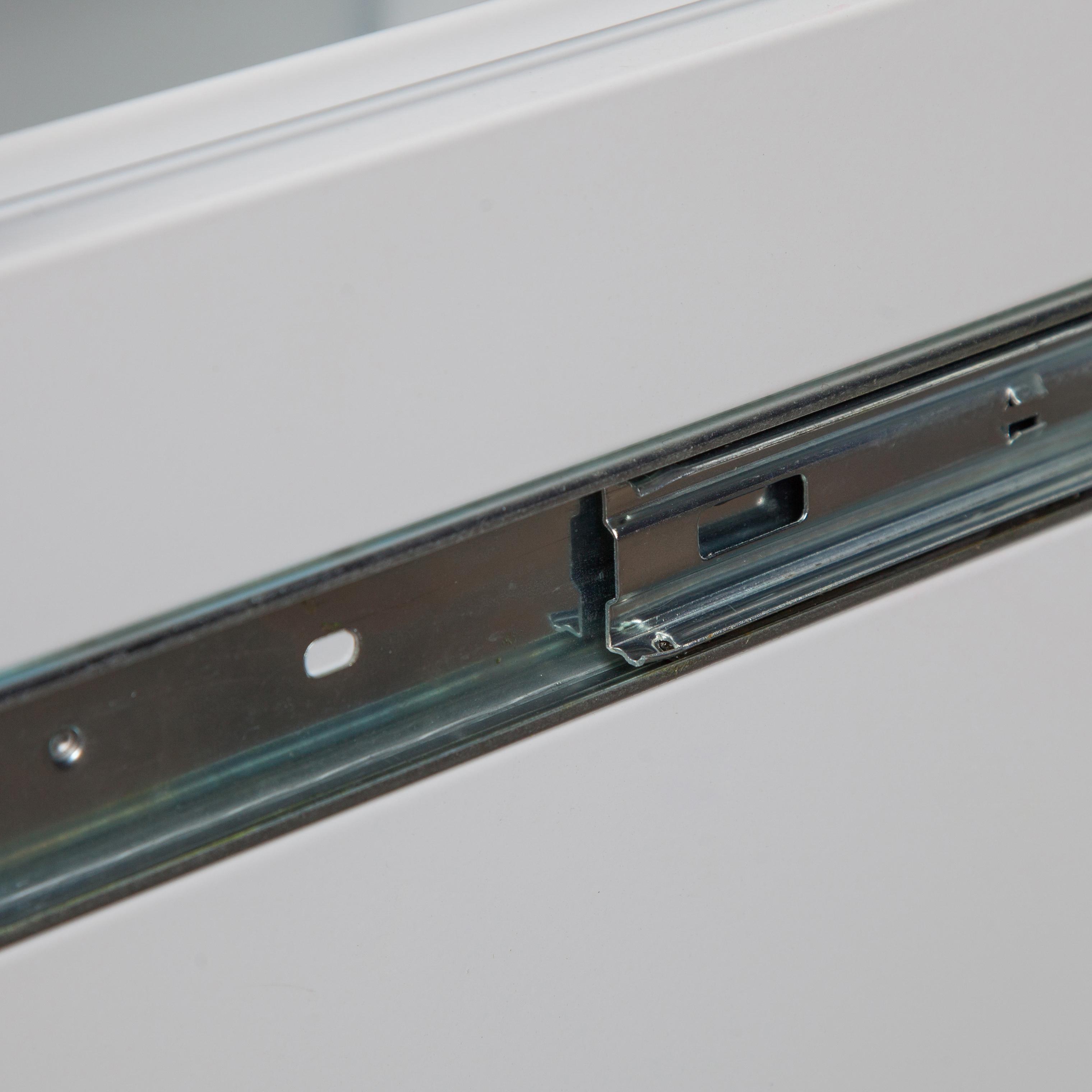 Filing Cabinet Steel 2 Drawer A4 400x400x660mm Ref 95000