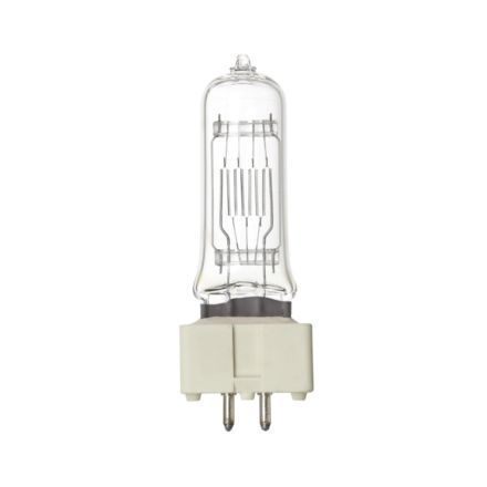 Tungsram 650W Single Ended Halogen GX9.5 Showbiz Lamp 16900lm Dim EEC-C Ref88455 *Up to 10 Day Leadtime*