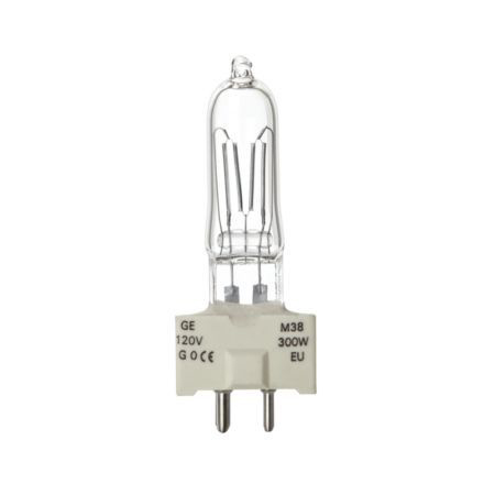 GE 1000W T11 Single Ended Halogen Bulb GX9.5 23500lm EEC-D 117V Ref88515 Up to 10 Day Leadtime