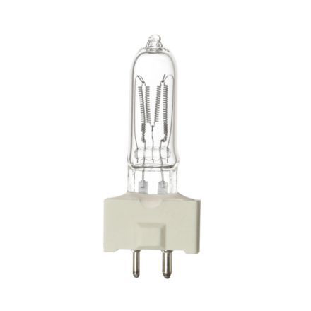 GE 300W Single Ended Halogen GY9.5 Showbiz Bulb 5500lm Dimmable EEC-E 240V Ref88442 Upto 10Day Leadtime