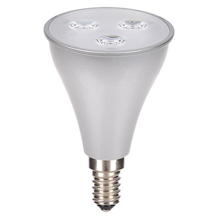 Spotlight Bulbs Tungsram 3W E14 R50 Energy Start LED Bulb 240lm 230V EEC-A+ Extra Warm White Ref84609*Upto 10DayLeadtime*