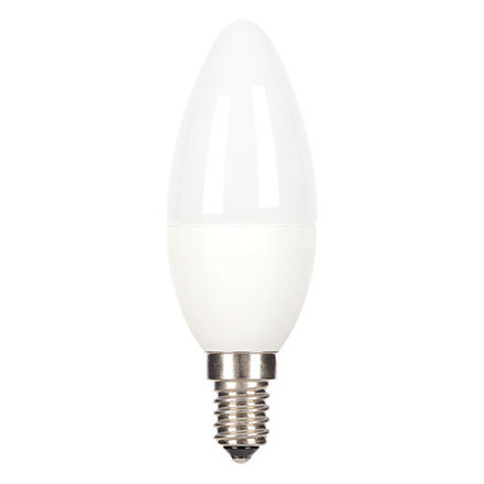 GE 6W E14 Candle LED Bulb 470lm EEC-Aplus 230V Dimmable Extra Warm White Ref84549 Up to 10 Day Leadtime