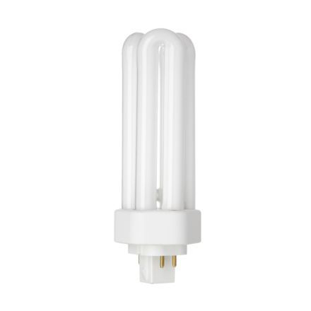 GE 32W Hex Plug-in GX24q-3 CompFluores Bulb 2400lm 100V EEC-A White Ref94522 Up to 10 Day Leadtime