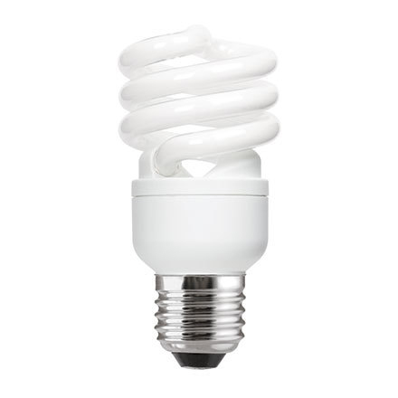 Tungsram 15W T2 Heliax E27 Spiral Fluo Bulb Screw Fit 950lm EEC-A ExWrmWht Ref85642Upto10DayLeadtime