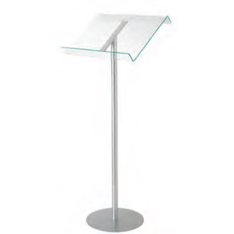 Deflecto Browser Lectern With Floor Stand Ref 79166