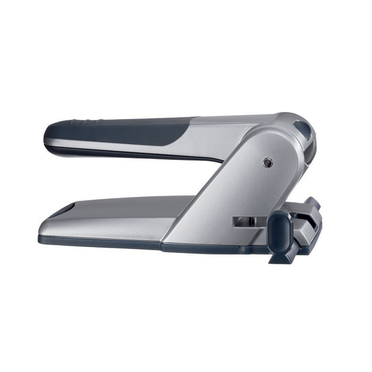 Leitz Hole Punch Heavy Duty 65 Sheet Silver Ref 51800084